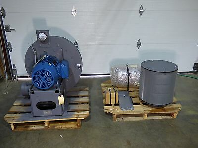 Conair 15 HP Blower American Fan Co New
