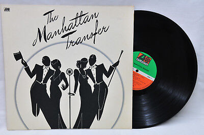 THE MANHATTAN TRANSFER *SAME* Germany 1975 ATL 50138