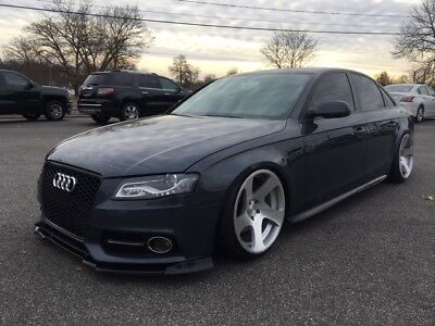 2010 Audi A4 premuim ~LOOK~ 2010 AUDI A4 PREMUIM 2.0T AWD CUSTOM.. AIR SUSPENSION..COOL RIDE!!