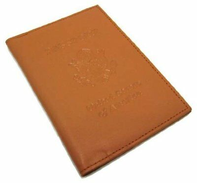 Samtee P-99 Passport Cover in Tan