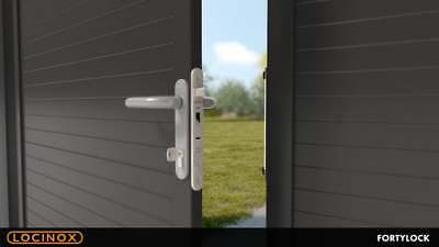 Locinox FL40 FortyLock Kit from Gate and Fence Hardware WA