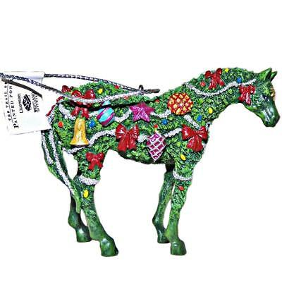 2005 Deck the Halls Retired Trail of Painted Ponies Christmas Ornament 12326