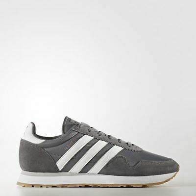 c69dee552 Adidas BY9715 Men Haven Vintage Running shoes grey white brown sneakers