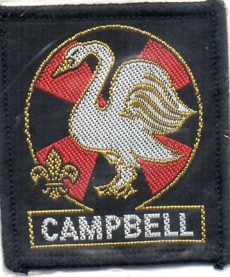 N S W  Scout Badge      Campbell
