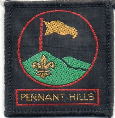 N S W  Scout Badge      Pennant Hills