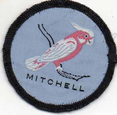N S W  Scout Badge    Mitchell