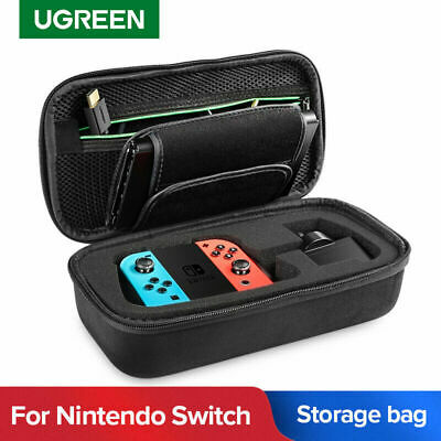 Ugreen Storage Bag EVA Hard Travel Carry Case Cover for Nintendo Switch Console
