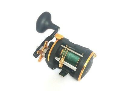 SAMBO STG20 Overhead Big Game Reel Braid Line Jigging Boat Trolling Fishing Tuna