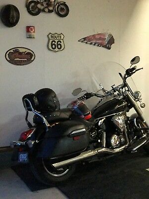 2010 Yamaha V Star  motorcycle