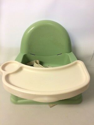 Safety 1st Baby High Chair Booster Seat Removeable Tray Grow With Baby Adjustabl