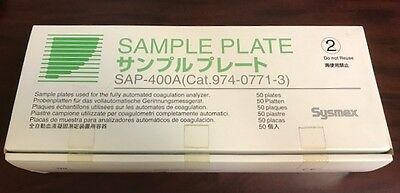 Sysmex CA Sample Plates SAP-400A (P/N: 974-0771-3)