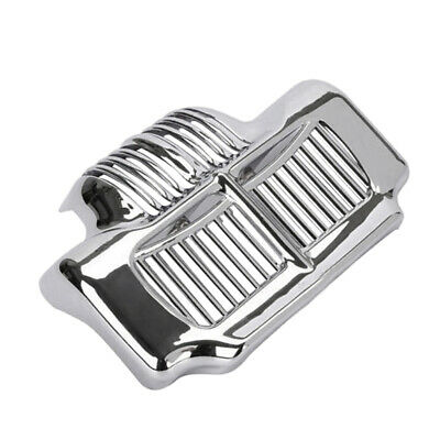 Chrome Oil Cooler Cover for Harley 2011-2015 Touring models Road King New
