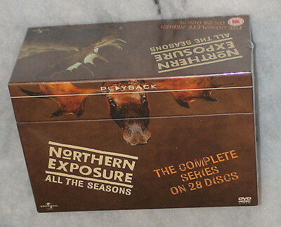Northern Exposure - La Serie Completa (1,2, 3,4, 5,6) DVD COFANETTO -