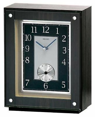Seiko Clocks Mantel clock #QXG117BLH (FreeShip)