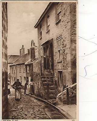 St.Ives.The Digey-1937 Used RPPC- (Pub:Unknown) - Very Good Condition !