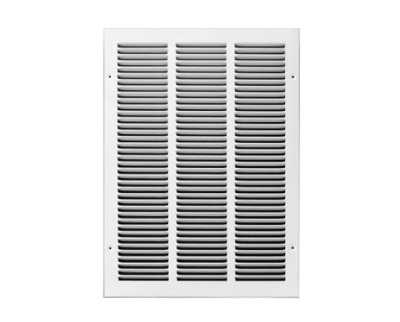 16 x 24 in White Return Air Vent Ventilation Grille Wall Register HVAC Cover New