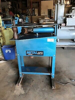 METALPRO MP9000 Hydraulic Pipe Bender, 1/2 to 2 in.