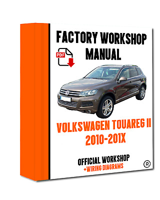 Official workshop manual service repair volkswagen touareg ii 2010 official workshop manual service repair volkswagen touareg ii 2010 2017 swarovskicordoba Image collections
