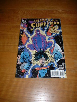 Adventures Of Superman 512. Nm Cond. May 1994. Dc Comics.