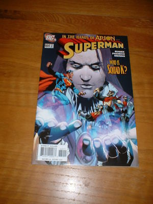 Superman 664. Nm Cond. Aug 2007.