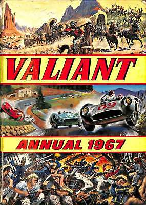 Valiant Annual 1967, Good Condition Book, Unknown, ISBN