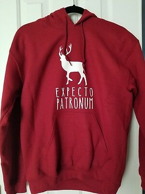 Harry Potter themed Hoodie sz Small