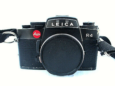 Leica R4 35mm SLR Camera Body Near Mint Fully Tested