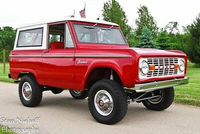 1976 Ford Bronco  1976 Ford Bronco