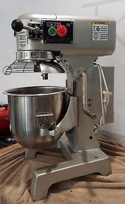 Boxer Commercial Planetary Mixer 10L - Electric Dough Food Kitchen