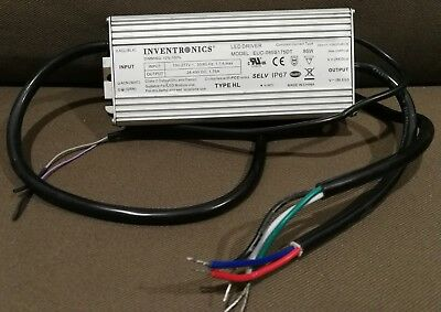 New LED DC Power Supply 85W Inventronics EUC-085S175DT Outdoor Constant Current