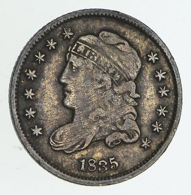 1835 Capped Bust Half Dime - Circulated *4097