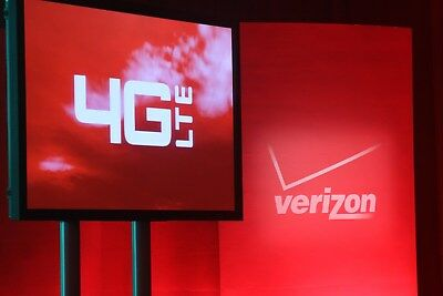 Sim with Verizon 4G LTE TRULY Unlimited Unthrottled Data, Free trial   $137mo!