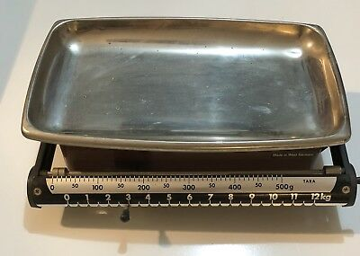 Vintage Retro  Kitchen Scale West Germany