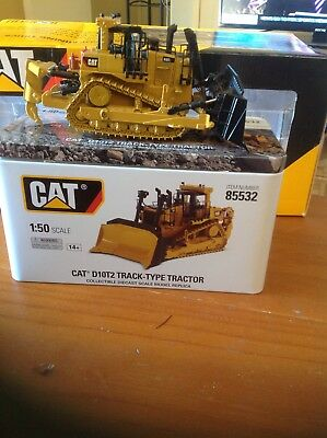 Caterpillar 1:50 Scale Cat D10T2 Track Type Tractor Bulldozer