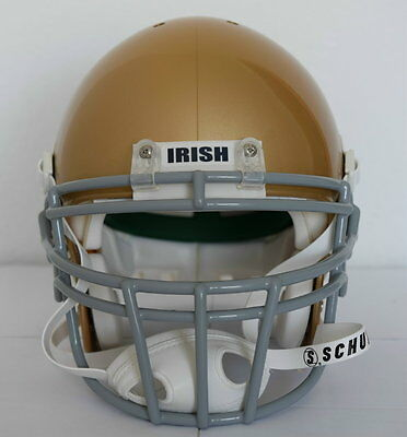 NCAA Notre Dame Fighting Irish Football Helm