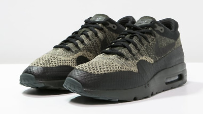 f86256fec4d Nike Air Max 1 Ultra Flyknit 856958-203 Olive Black Sequoia 10.5 yeezy nmd  boost