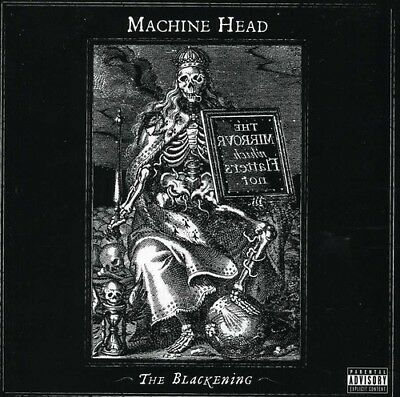 Machine Head - The Blackening [New CD]