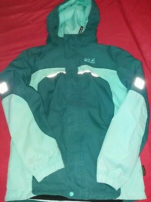 Jack Wolfskin 3 in 1 Outdoor Jacke 164 xs s