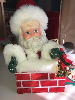 Dan Dee International limited Animated Music Box Santa by Soft Expressions