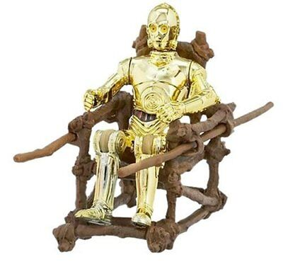 Star Wars The Saga Collection  Tsc42 C-3Po With Ewok Throne 3,75 Inch Hasbro