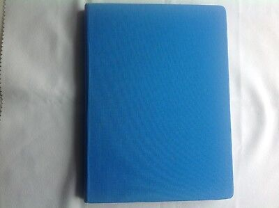 LETTS of LONDON-B5-BLANK NOTELETTS-9X6 1/2''-240 PAGES-NOTEBOOK-NEW