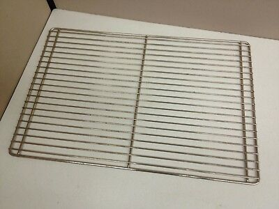 "LOT of 12 Used Wire Rack Grid 25"" x 17"" for Heating Drying Cooling etc."