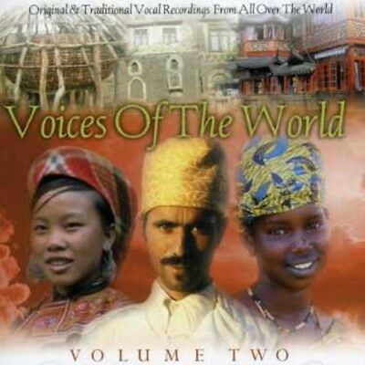 Avantis - Vol. 2-Voices of the World [New CD] Holland - Import