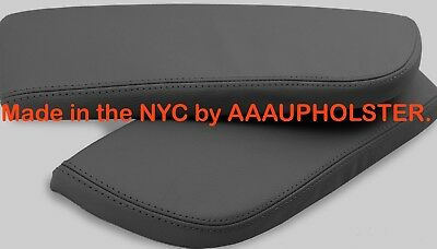 Armrest Center Console Lid Cover Leather Synthetic For Acura MDX 07-13 Black