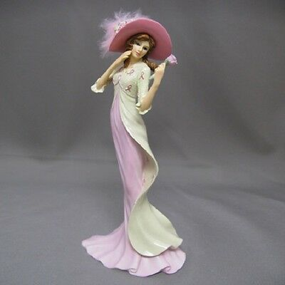 A Love That Knows No Bounds  Lady Figurine - Elegant Moments of Hope BCA