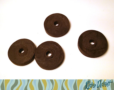 Eames for Herman Miller Rubber Spacer for Upholstered Shell Chairs Salvaged