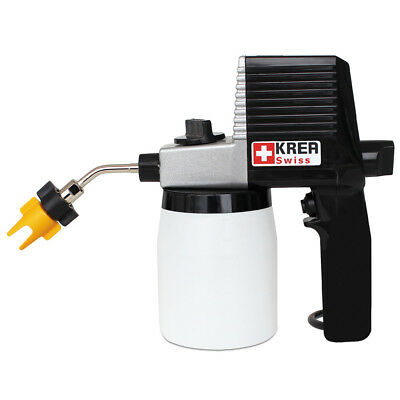 Krebs Krea Swiss volumeSPRAY - Food Spray Gun - 120 Watts - LM45