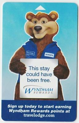 TRAVEL LODGE HOTEL**This Stay could have been free** hotel key card*#83