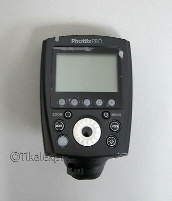 Phottix PH89074 Odin II TTL Flash Trigger Transmitter for Canon - Photographic