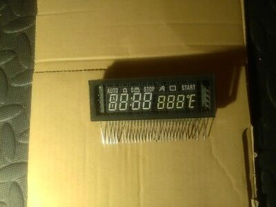 Futaba VFD time temperature 7segment original japanese 2.54mm pins